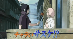SasuSaku Road To Ninja Gif by wow1076