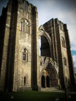 Elgin Cathedral 1 - PP by Mishkah52