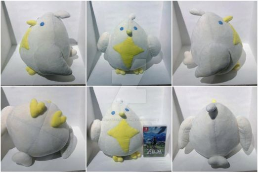 Little Witch Academia: Akko's Alcor plush toy by AceAttorneygirl