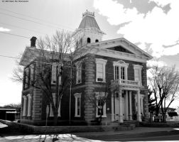 Tombstone Courthouse by RisingFireArizona