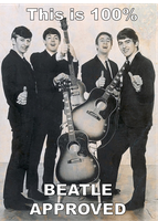 100% Beatle Approved by Bronyman1995
