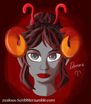 Damara by zealousScribbler