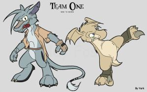 Team One Concept by Yark-Wark