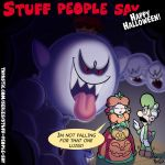 Stuff people say 258 by FlintofMother3