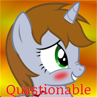 Littlepip Questionable Tag by astroty
