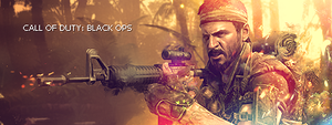 Call of Duty: Black Ops by CR0SS1