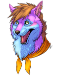 New Raynebow Icon by iRaynebow