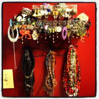 Beads and Bangles by wiebkefesch