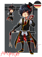 KoS Adopt Shop: Dealer of Time [Auction CLOSED] by KingOfSadism