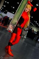 Lady Deadpool 7 by Insane-Pencil