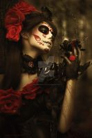 Bella Muerta by babsartcreations