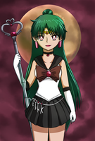 Sailor Pluto by NatsumeHirai