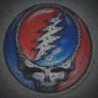 GRATEFUL DEAD by twiznick