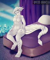 [Trade] Mien by KaylaTheDragoness