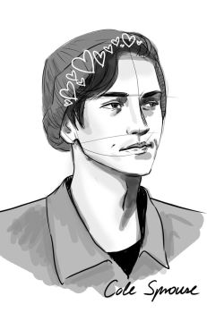 Cole Sprouse by Noncsy