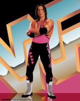 WWF Legends - Bret Hart by Johns-ASC