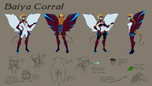 Ref: Baiya Corral by MonsterDerp