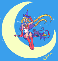 Sailor Moon: Magical Girl by Yamino