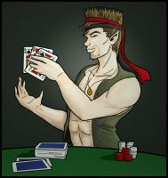 MAX: Gamblin' Guy by Hyaroo