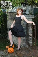 October Pinups: Miss Jennie by NightshadeBeauty