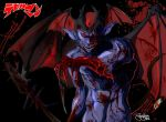 Bloody Devilman by gwydion1982