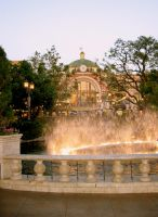 Fountains by xraystyle