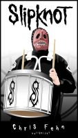 Chris Fehn by Hellknight10