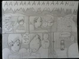 Pewdiepie's horror adventure comic part 5 by judy2468