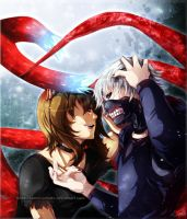Bring it on : Tokyo Ghoul : CM by Tammi-Adopts