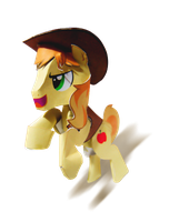 Braeburn finished Photo by Kna