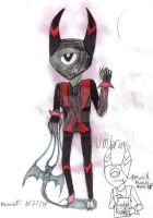 Mixels Umbras by werecatkid17