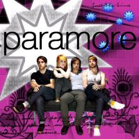 Paramore 4 by LoveMusicAnimes