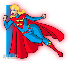 Supergirl by TULIO19mx