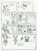 APH: Iceland and fish by KirscheoftheNorth