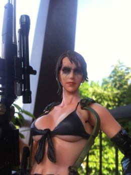 Quiet Play Arts Kai(Alt head) by AngStrikke24