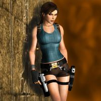 New Lara Croft Outfit Classic by toughraid3r37890