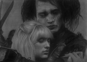Edward Scissorhands 01 by Anelia-K