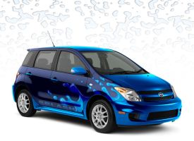 Scion Xa Splash by torchdesigns