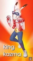 King Kazma by archaemic