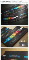 Corporate Business Card - RA42 by respinarte