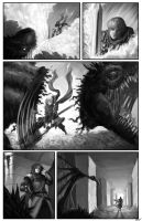 Dragon Slaughter Page2 by arvalis