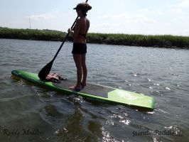 Stand and Paddle SUP 6018 by PaddleGallery