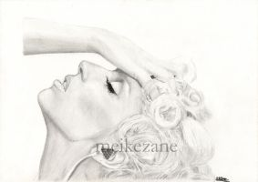 Lady Gaga by MeikeZane
