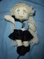 un nammed Sailor Scout plushie by Lady-Ra