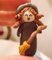 Clay Witch 3 by JulietTaylor