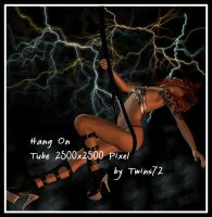 Stock hang on by Twins72