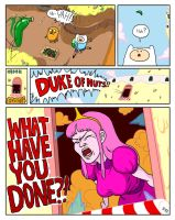 Alternate Duke of Nuts Comic by SIRCollection