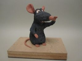 Remy 2 by DavidsMaquettes