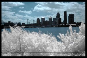 Infrared Louisville 1 by GothicAmethyst