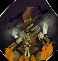 :Scarecrow: by Iddle-Diddle